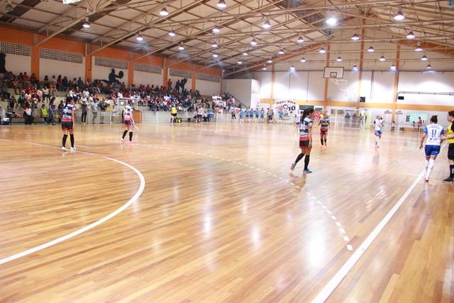 Futsal Feminino de Taboão vence e mantém boa campanha no Paulista 553a7a5b980b0