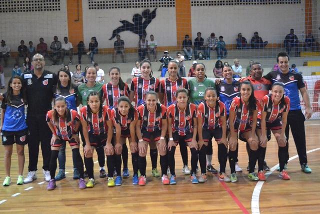 Futsal Feminino de Taboão vence Marília em casa 52ce445d3c38e